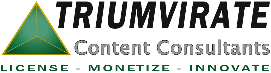 Triumvirate Content Consultants - License, Monetize, Innovate